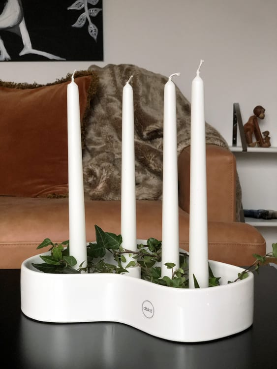 DBKD Advent candle stand