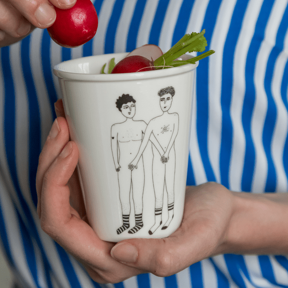 Helen b 2 willies ceramic cup