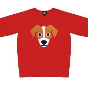 HILP sweatshirt Jack Russell