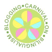 Blogging Carnival on Bilingualism logo