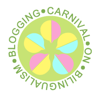 Blogging Carnival on Bilingualism logo