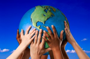 What Is A Global Citizen? Alldonemonkey post on Bilingual Babes
