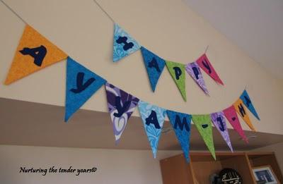 Ayyam-i-Ha Banner - Nurturing the Tender Years - Ayyam-i-Ha Gift Guide 2013 on Alldonemonkey.com