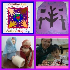 April Creative Kids Culture Blog Hop