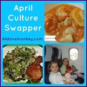 April Culture Swapper - Alldonemonkey.com
