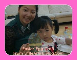 Creative World of Varya - Easter Egg Craft
