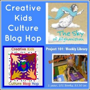 Creative Kids Culture Blog Hop May 2013