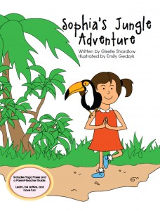 Sophia's Jungle Adventure - Giselle Shardlow