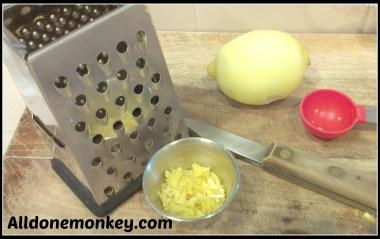 Kenyan Mango Ice Cream - Around the World in 12 Dishes - Alldonemonkey.com