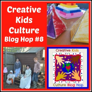 September Creative Kids Culture Blog Hop - Alldonemonkey.com
