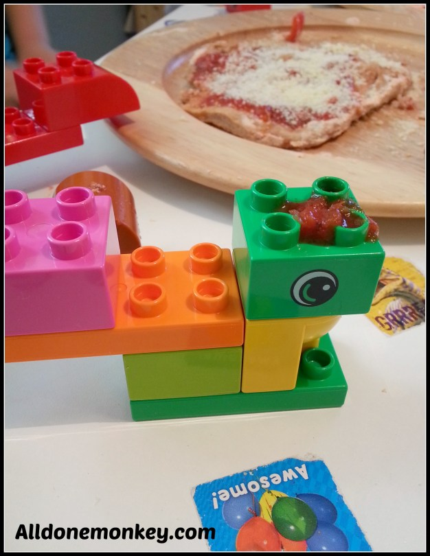 Pizza Bread House - Alldonemonkey.com