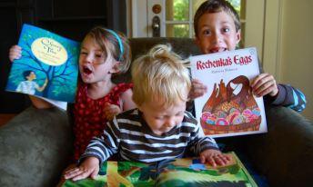Read Around the World - Delightful Children's Books