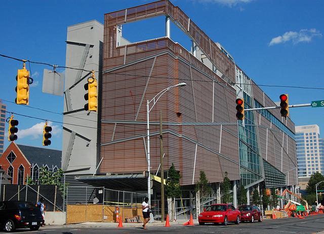 Harvey Gantt Center, Charlotte, NC