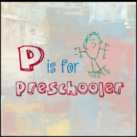 Thank you notes ... just because: Random Acts of Kindness to share a smile! P is for Preschooler
