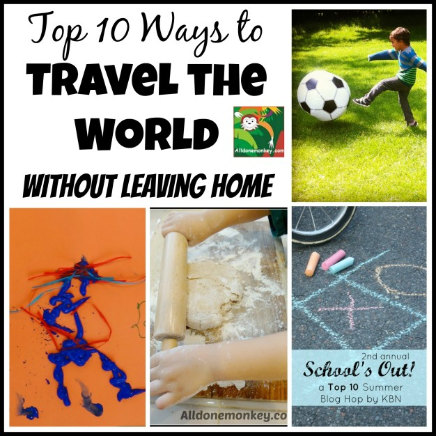 Top 10 Ways to Travel the World Without Leaving Home - Alldonemonkey.com