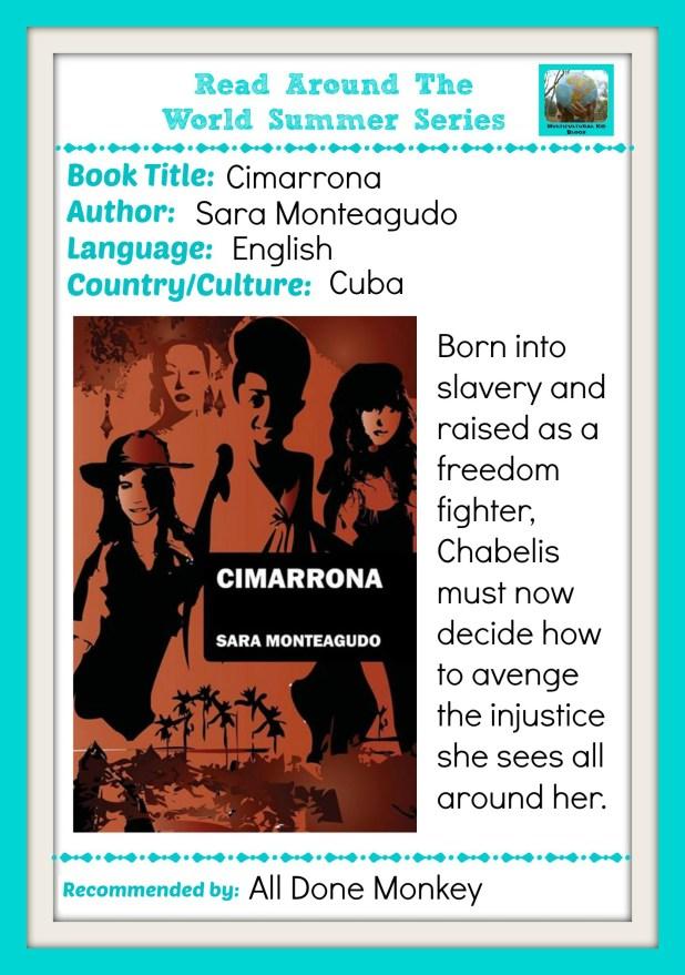 Cimarrona: YA Novel of A Young Woman Freedom Fighter in Nineteenth Century Cuba   Alldonemonkey.com