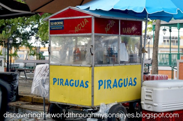Piraguas - Discovering the World Through My Son's Eyes