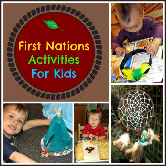 First Nations Activities for Kids: Crystal's Tiny Treasures