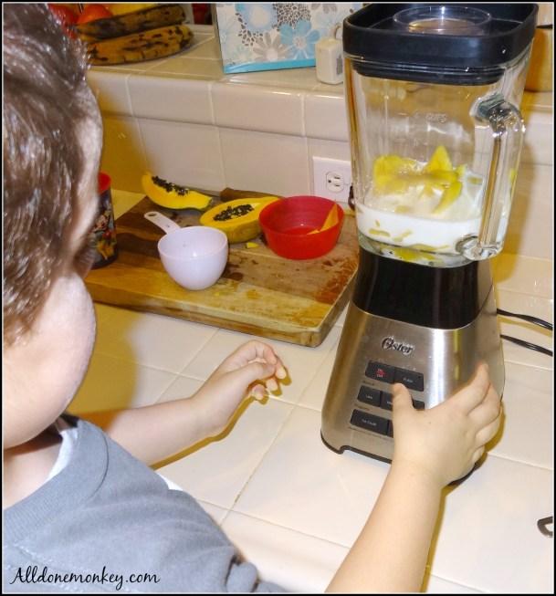 Cuban Mango Milkshake: Recipe and Book Review {Around the World in 12 Dishes} | Alldonemonkey. com