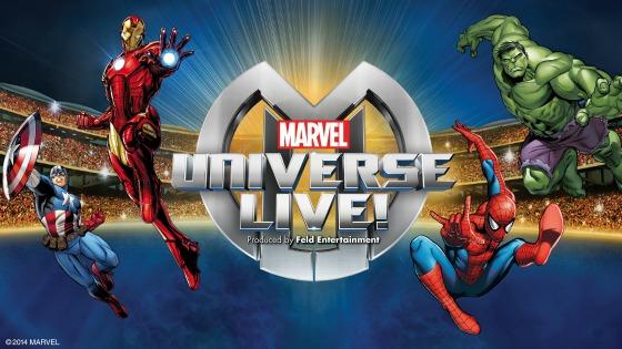 Marvel Universe Live Comes to Sacramento!