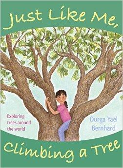 Just Like Me Climbing a Tree