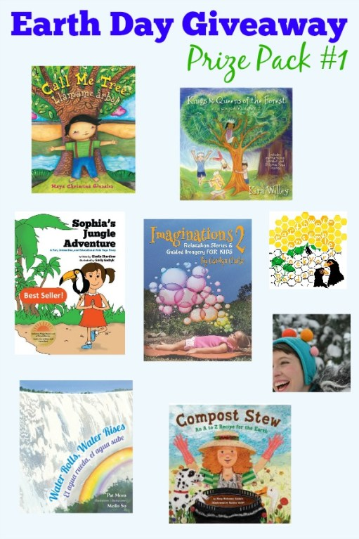 Earth Day Giveaway Prize Pack #1