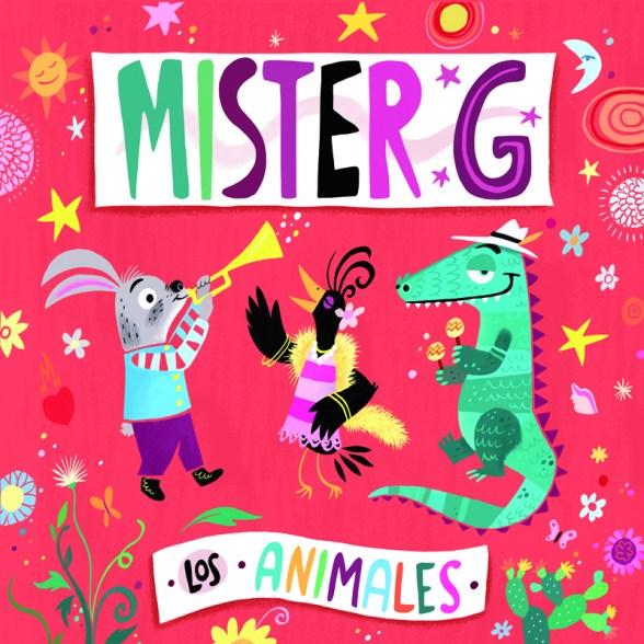 Los Animales - Mister G
