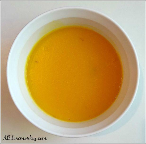 All-Natural Orange Pudding {Atol de Naranja}   Alldonemonkey.com