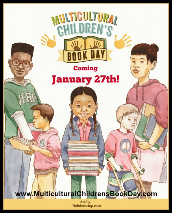 Find Diverse Books Multicultural Children's Book Day