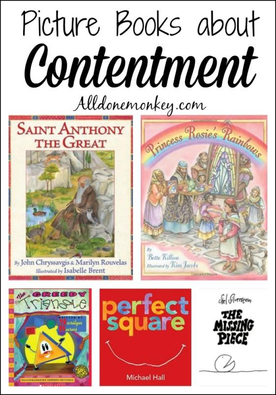 Contentment Picture Books | Alldonemonkey.com