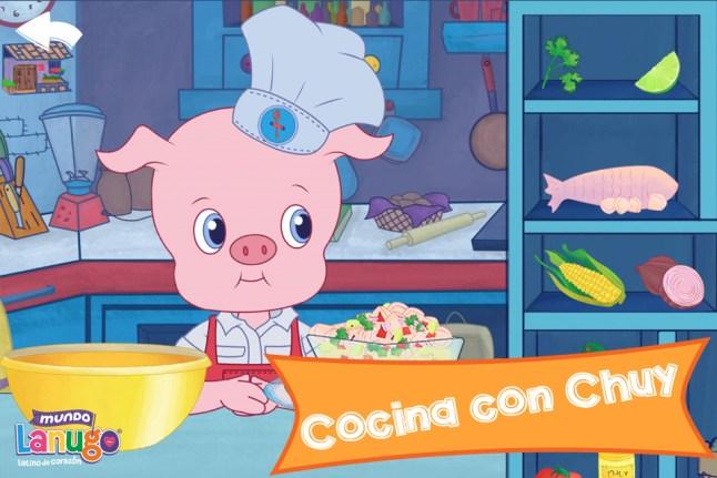Mundo Lanugo: Spanish App for Kids to Learn Language and Culture | Alldonemonkey.com