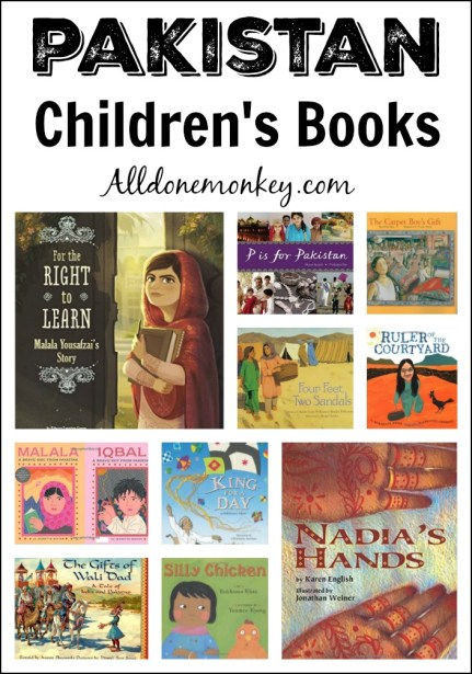 Pakistan: Favorite Children's Books | Alldonemonkey.com
