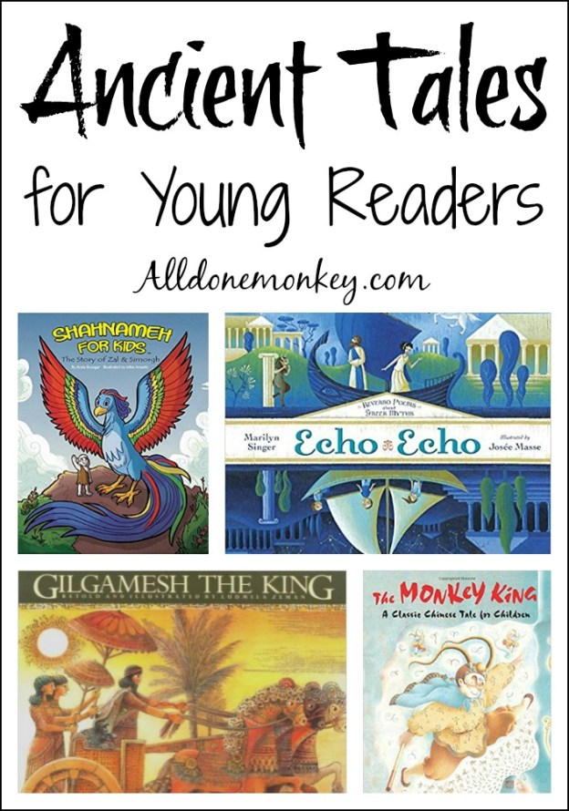 Ancient Tales for Young Readers   Alldonemonkey.com