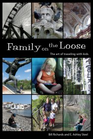 Family on the Loose book cover