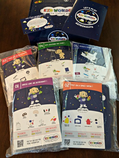 Kid Wonder Box | Educational Resources to Keep Learning Going All Year