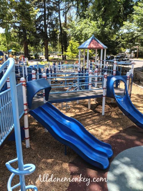 Sacramento Family Fun: Southside Park | Alldonemonkey.com