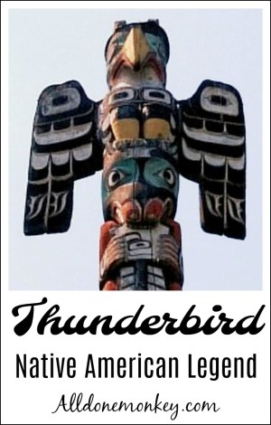 Thunderbird: Native American Legend