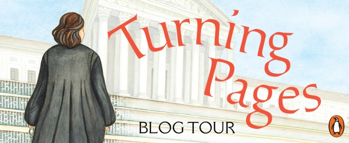 Turning Pages Blog Tour
