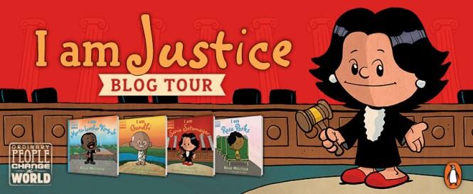 I Am Justice Blog Tour