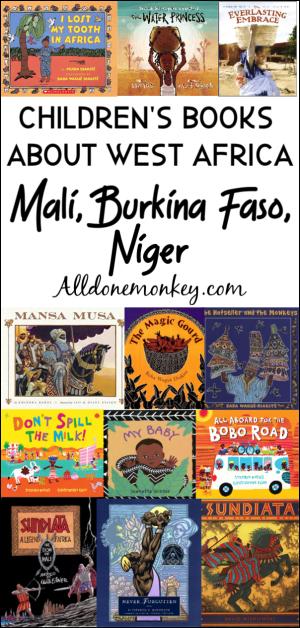 West Africa Children's Books: Mali, Burkina Faso, Niger
