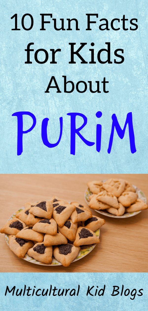 10 Fun Facts for Kids About Purim | Alldonemonkey on Multicultural Kid Blogs