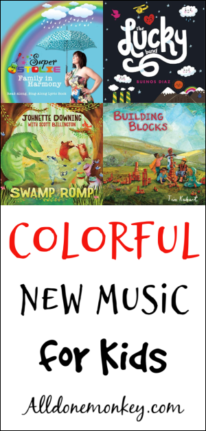 Colorful New Music for Kids that Everyone Will Enjoy