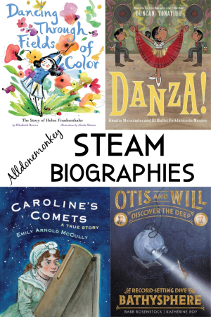 STEAM Biographies for Kids