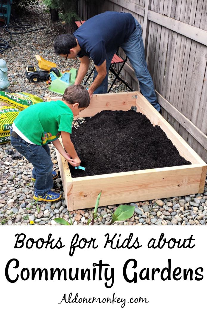 Community Gardens: Books for Kids | Alldonemonkey.com