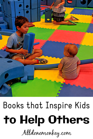 Books that Inspire Kids to Help Others