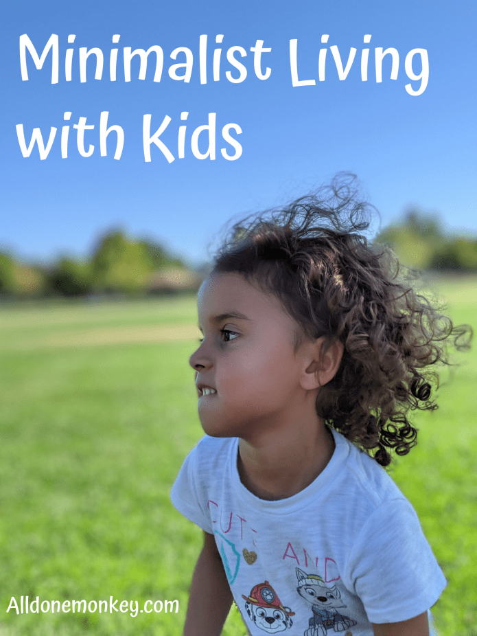 Minimalist Living with Kids