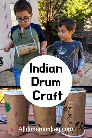Indian Drum Craft and Book