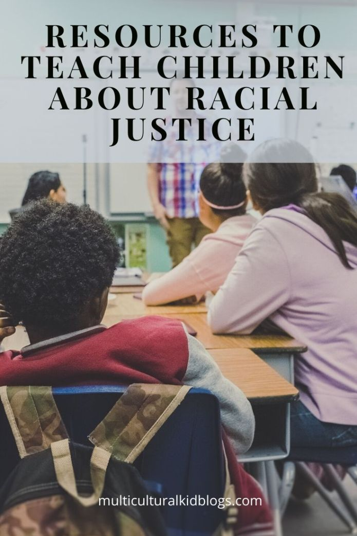 Resources to Teach Kids About Racial Justice | Alldonemonkey on Multicultural Kid Blogs