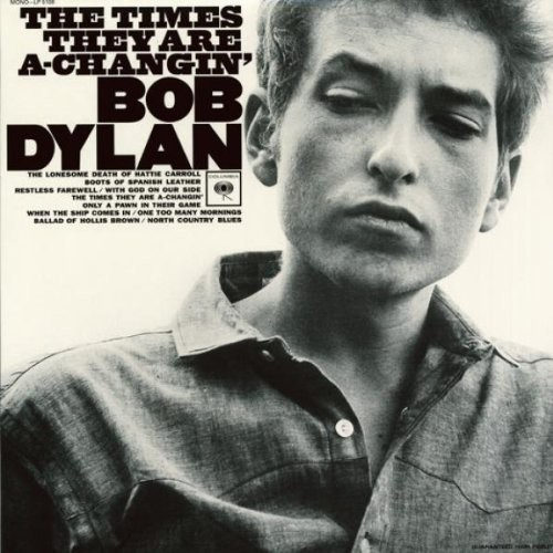 Bob Dylan_The times they are a changin