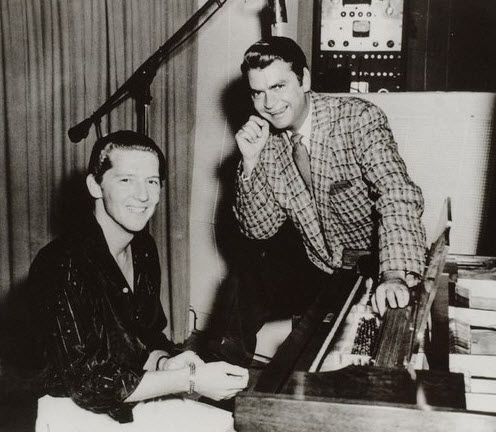 Sam Phillips & Jerry Lee Lewis